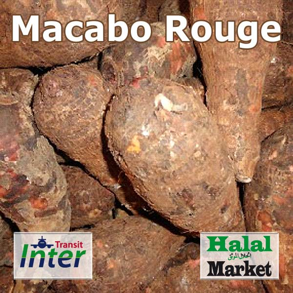 Macabo Rouge